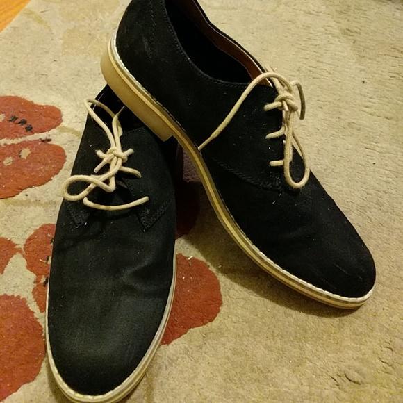 H M Shoes Men Black Lace Poshmark